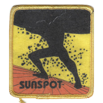 1985 Sunspot patch